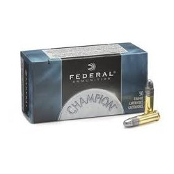 Federal Cartouches Champion Cal. 22 lr /50