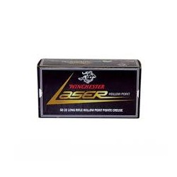 Winchester Laser Cartouches Cal. 22 lr /50