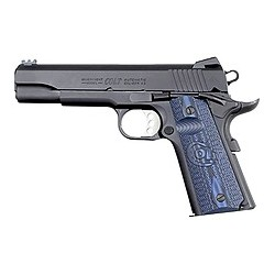 Pistolet Colt Compétition Blue Model Calibre 45 ACP