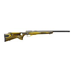 Carabine CZ 455 Thumbhole Yellow Calibre 22 lr