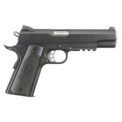 RUGER Pistolet SR1911 Gvt Deluxe G10 Rail picatiny C/ 45ACP