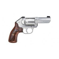 "Revolver K6s Stainless Brushed 3"" calibre 357 magnum"