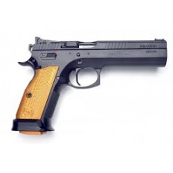 CZ TS Orange CAL 9X19 mm