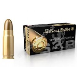 Sellier & Bellot cartouches calibre 7.62x25 Tokarev