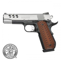 PISTOLET SMITH & WESSON 1911 PC CUSTOM RB C.45 ACP