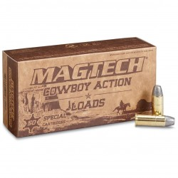 Magtech Cartouches 44 S&W Spl Cowboy Action Shooting /50