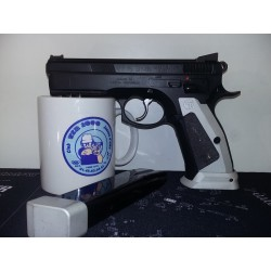 CZ Pistolet d'occasion SP-01 Shadow Custom C/ 9x19mm