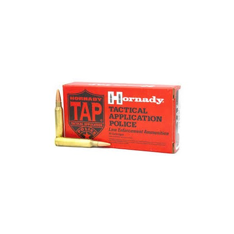 HORNADY Catrouches TAP 223 C/223 rem /20